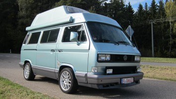 VW T3 Atlantic mit 110 PS TDI
